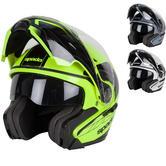 Spada Reveal Tracker Flip Front Motorcycle Helmet