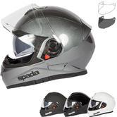 Spada RP One Motorcycle Helmet & Visor
