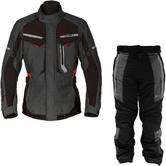 Spada Marakech Motorcycle Jacket & Trousers Slate Kit