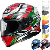 Shoei NXR Rumpus Motorcycle Helmet & Visor
