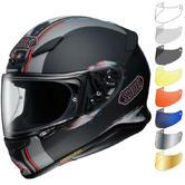 Shoei NXR Tale Motorcycle Helmet & Visor