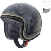 Caberg Freeride Sandy Open Face Motorcycle Helmet & Visor