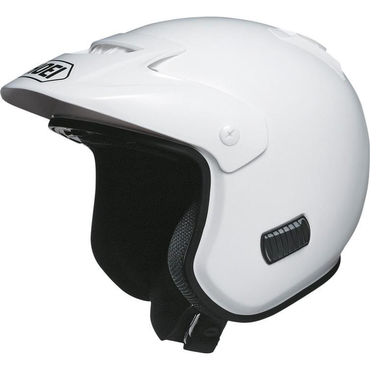 Shoei TR-3 Plain Trials Helmet