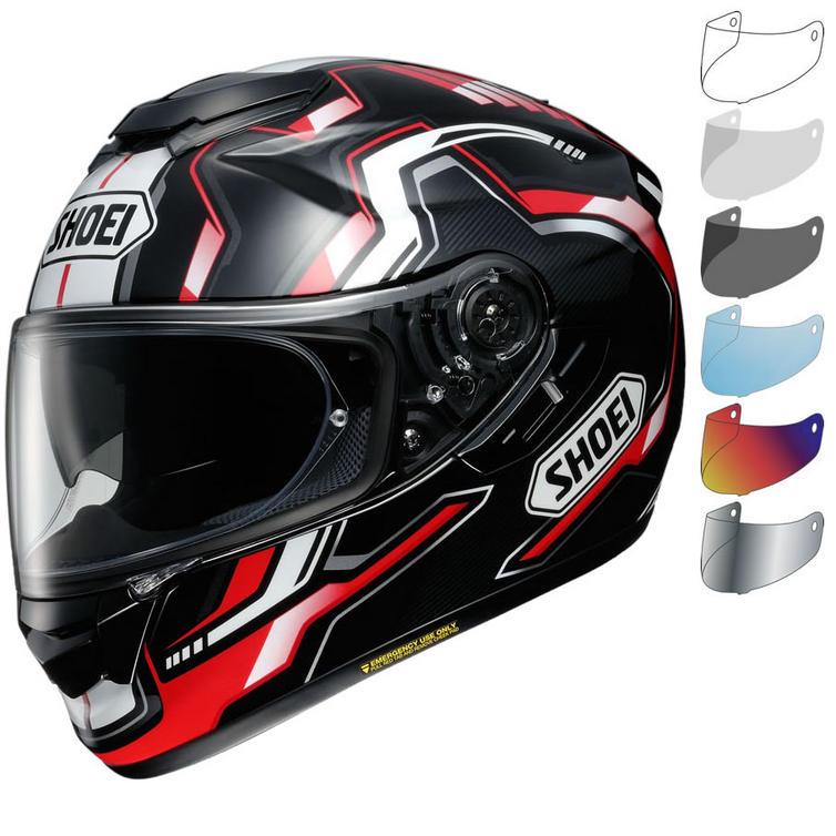 Shoei GT-Air Bounce Motorcycle Helmet & Visor