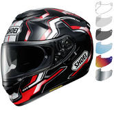 Shoei GT-Air Bounce Motorcycle Helmet & Visor
