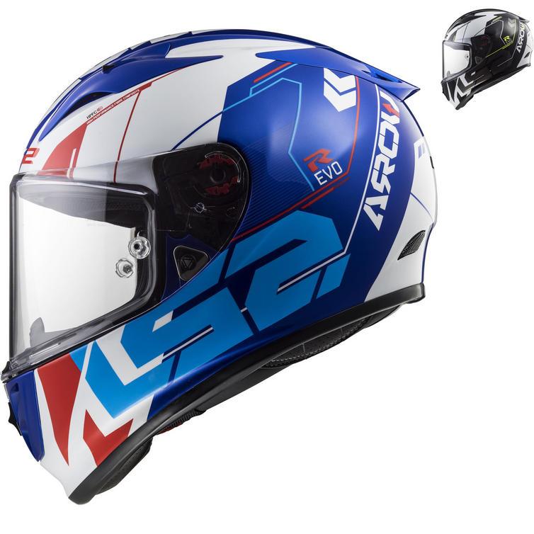 LS2 FF323 Arrow R Evo Techno Motorcycle Helmet