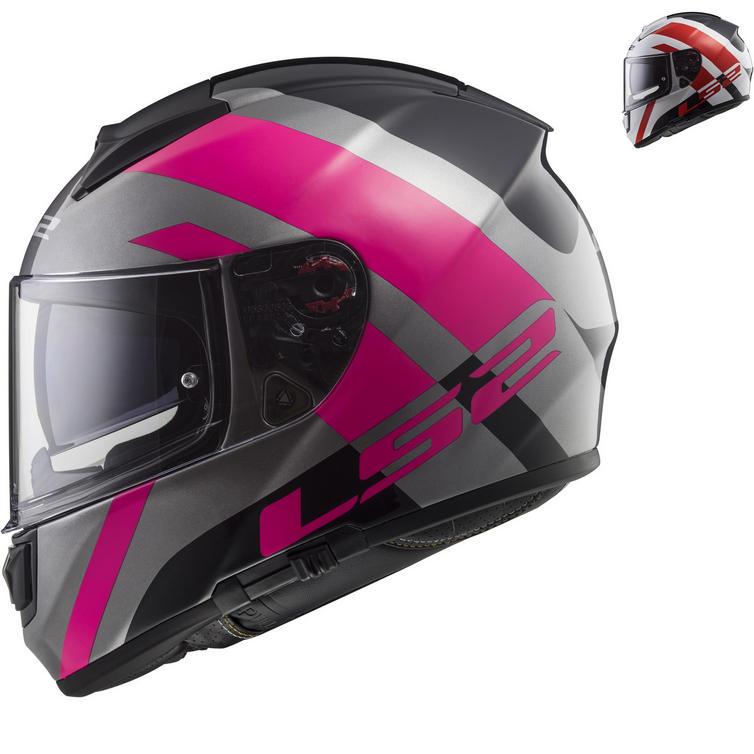 LS2 FF397 Vector HPFC Trident Motorcycle Helmet