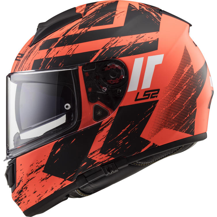 LS2 FF397 Vector HPFC Hunter Motorcycle Helmet