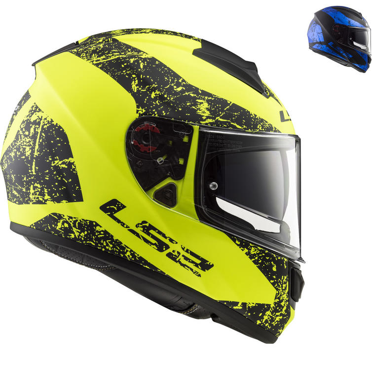 LS2 FF397 Vector HPFC Sign Motorcycle Helmet