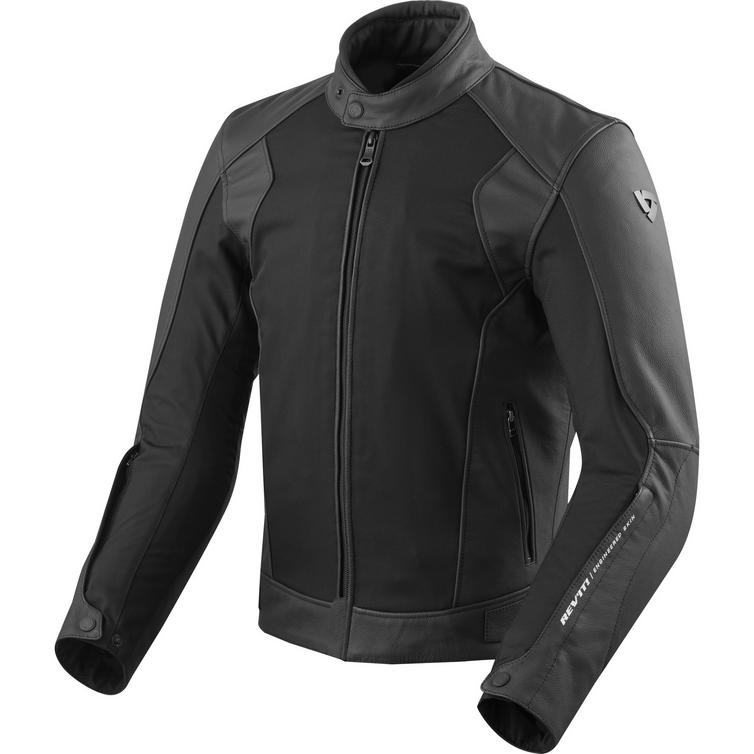 Rev It Ignition 3 Leather Motorcycle Jacket