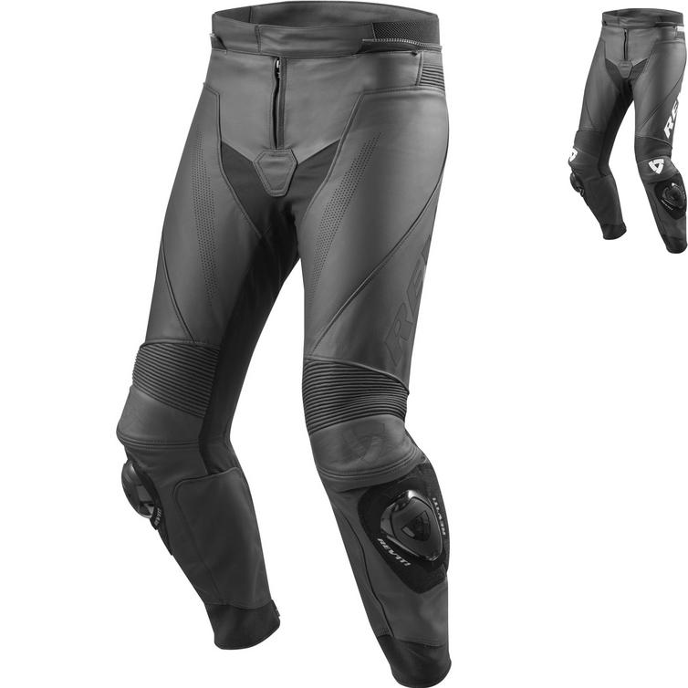 Rev It Vertex GT Leather Motorcycle Trousers