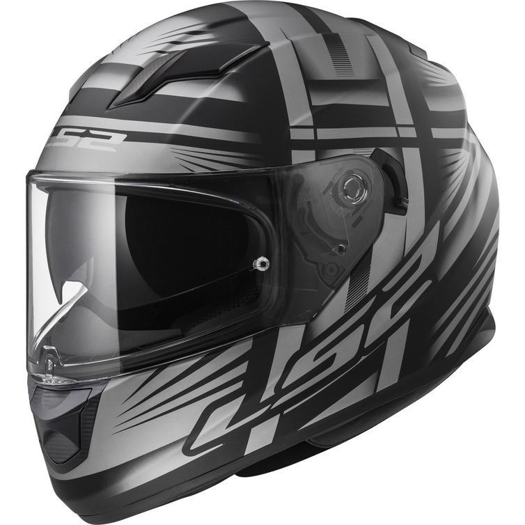 LS2 FF320 Stream Evo Bang Motorcycle Helmet