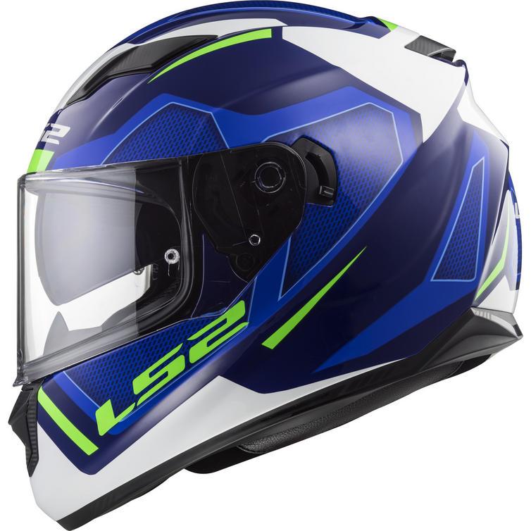 LS2 FF320 Stream Evo Axis Motorcycle Helmet