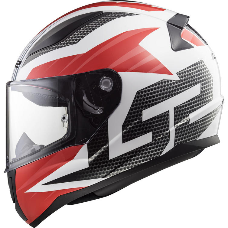 LS2 FF353 Rapid Grid Motorcycle Helmet