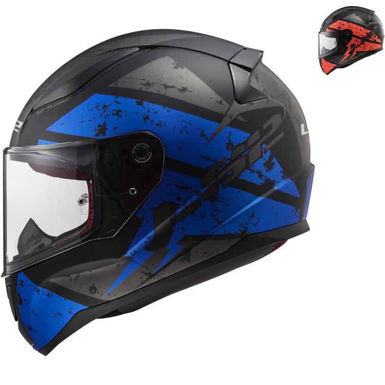 LS2 FF353 Rapid Deadbolt Motorcycle Helmet