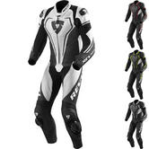 Rev It Vertex Pro One Piece Leather Motorcycle Suit
