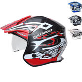 Wulf Vista Trials Helmet
