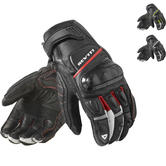 Rev It Chicane Leather Motorcycle Gloves