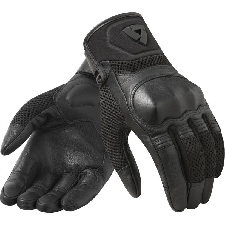 Rev It Blackburn Leather Motorcycle Gloves