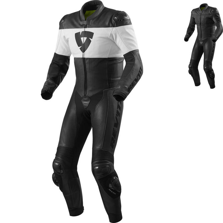 Rev It Nova One Piece Leather Motorcycle Suit