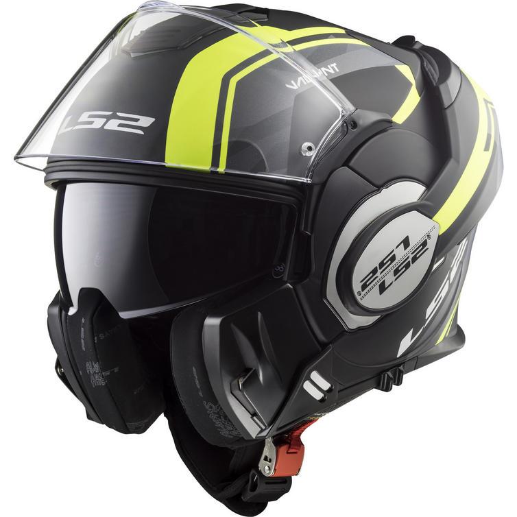 LS2 FF399 Valiant Line Motorcycle Helmet