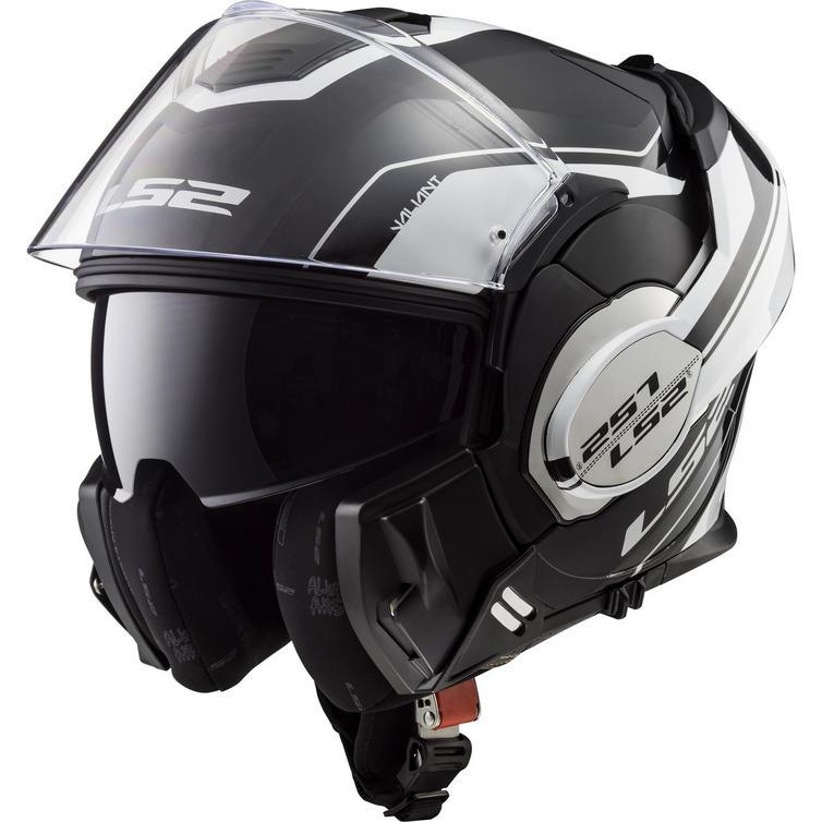 LS2 FF399 Valiant Lumen Motorcycle Helmet