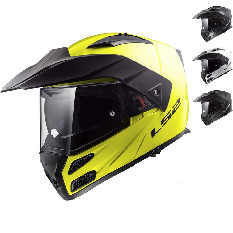 LS2 FF324 Metro Evo Solid Flip Front Motorcycle Helmet