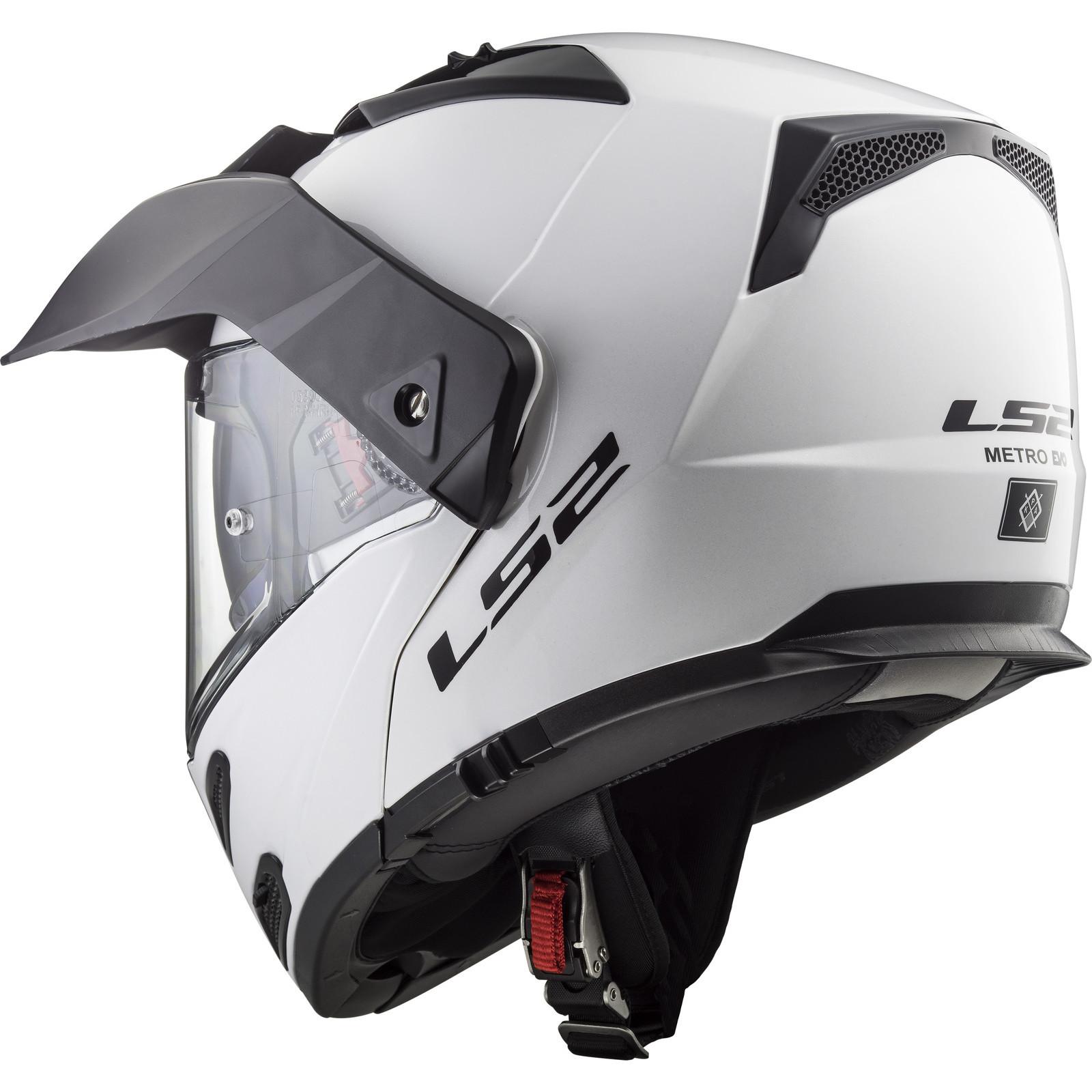Metro FF324 LS2 Motorcycle Motorbike Road Legal Visor