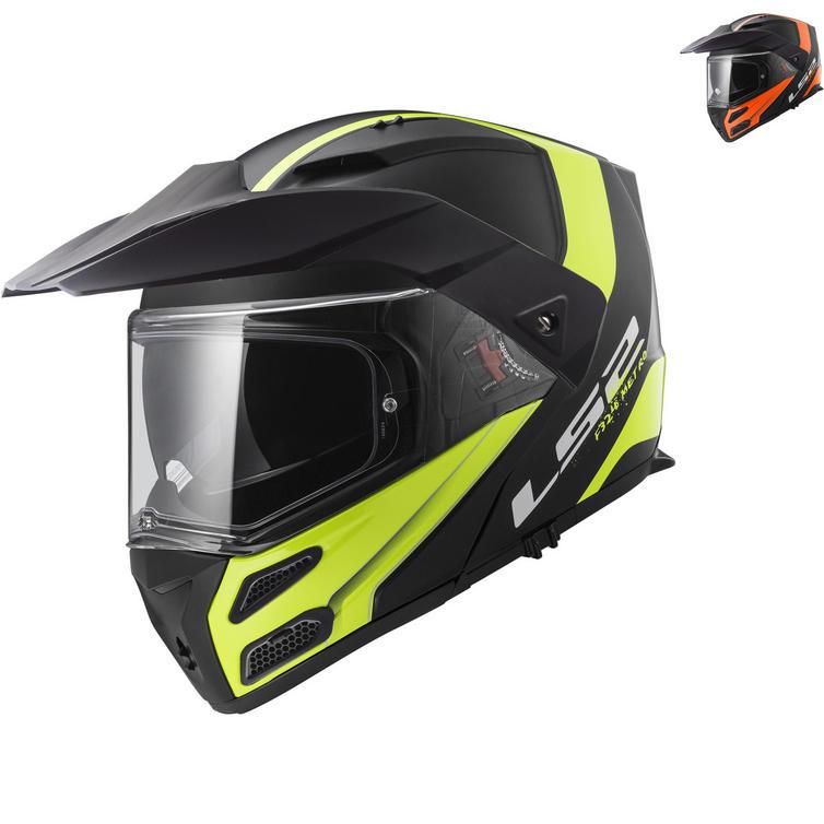 LS2 FF324 Metro Evo Rapid Flip Front Motorcycle Helmet