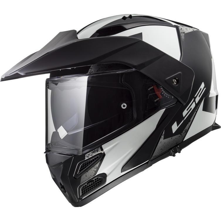 LS2 FF324 Metro Evo Sub Flip Front Motorcycle Helmet
