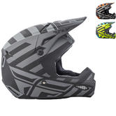 Fly Racing 2018 Elite Interlace Motocross Helmet