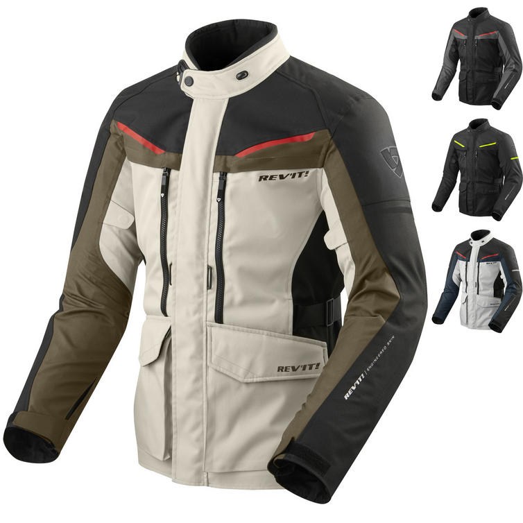 Rev It Safari 3 Motorcycle Jacket