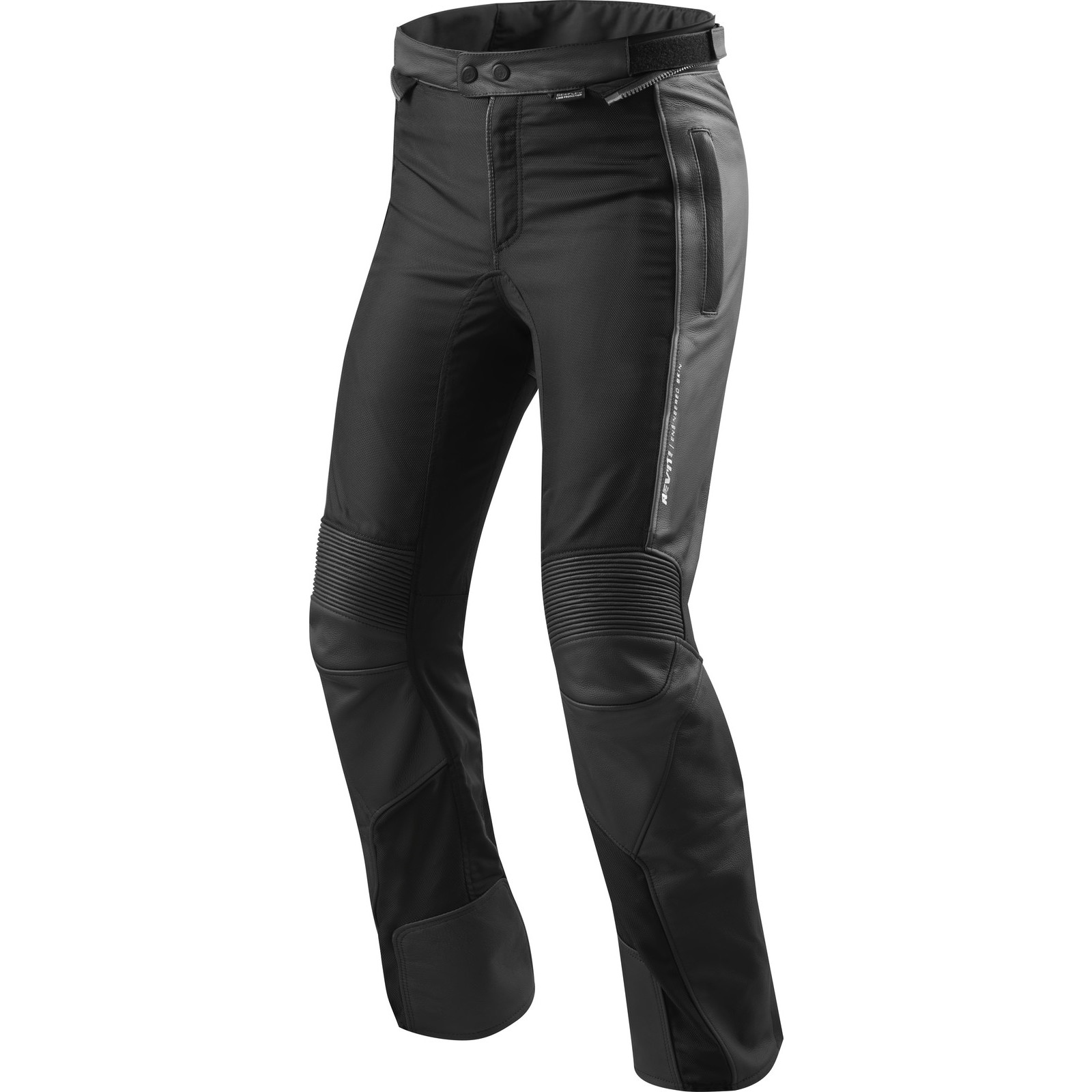 Rev it ignition 3 leather motorcycle trousers mens waterproof image is loading rev it ignition 3 leather motorcycle trousers mens publicscrutiny Gallery