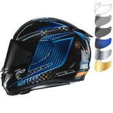 HJC RPHA 11 Carbon Jackson Storm Disney Pixar Motorcycle Helmet & Visor