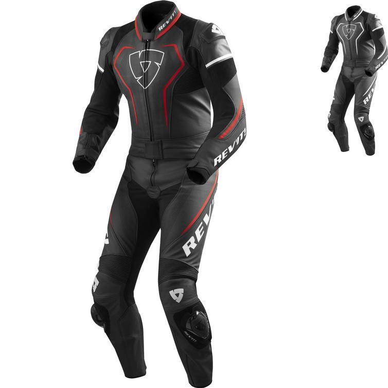 Rev It Vertex Pro Combi Leather Motorcycle Suit