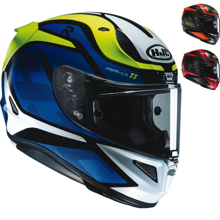 HJC RPHA 11 Deroka Motorcycle Helmet