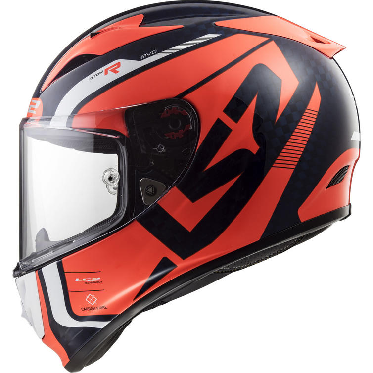 LS2 FF323 Arrow C Evo Sting Motorcycle Helmet