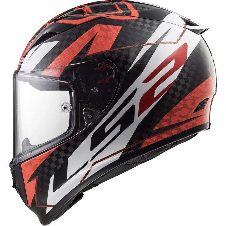 LS2 FF323 Arrow C Evo Replica Loris Baz Motorcycle Helmet