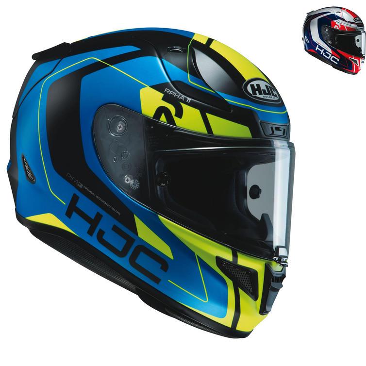 HJC RPHA 11 Chakri Motorcycle Helmet