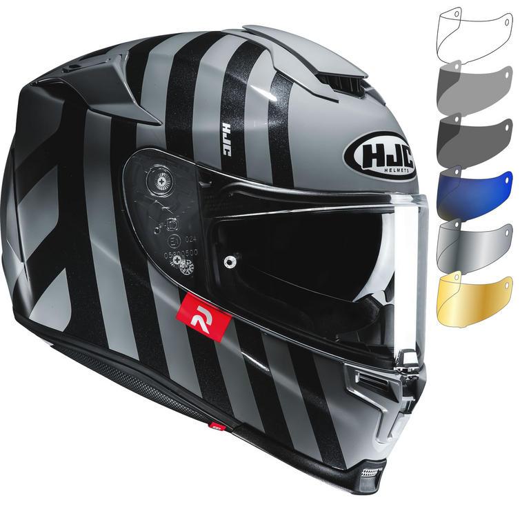 HJC RPHA 70 Forvic Motorcycle Helmet & Visor