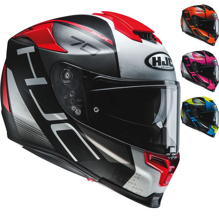 HJC RPHA 70 Vias Motorcycle Helmet