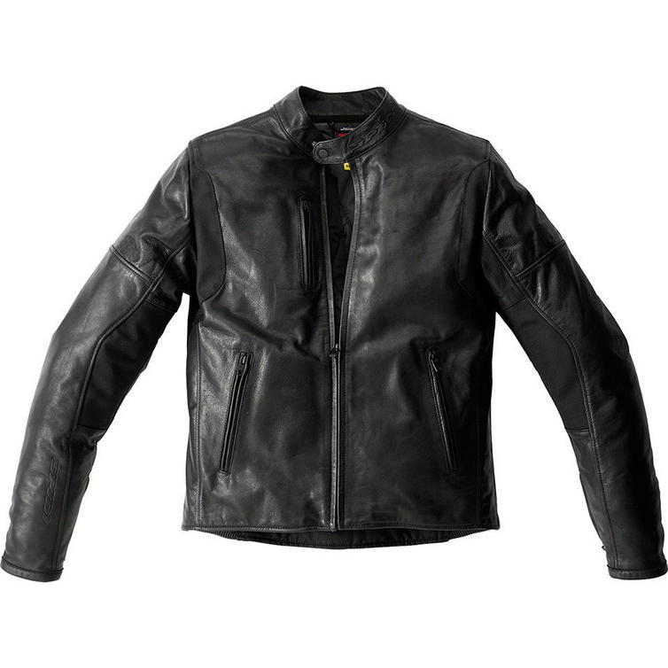 Spidi Thunderbird Leather Motorcycle Jacket