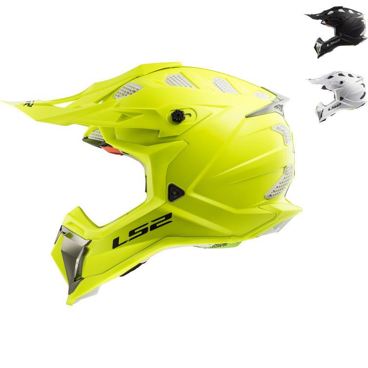 LS2 MX470 Subverter Solid Motocross Helmet