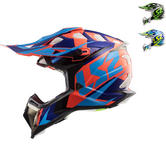 LS2 MX470 Subverter Nimble Motocross Helmet
