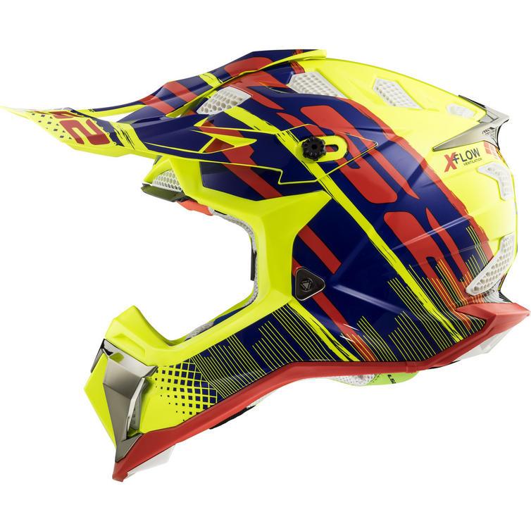 LS2 MX470 Subverter Bomber Motocross Helmet