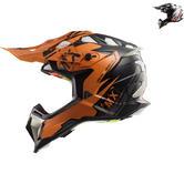 LS2 MX470 Subverter Emperor Motocross Helmet