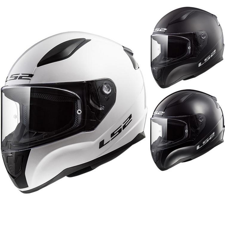 LS2 FF353J Rapid Mini Solid Youth Motorcycle Helmet
