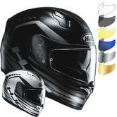 HJC FG-ST Tian Motorcycle Helmet & Visor