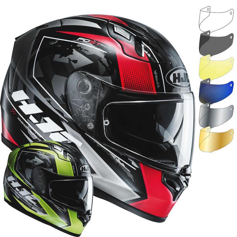 HJC FG-ST Kume Motorcycle Helmet & Visor