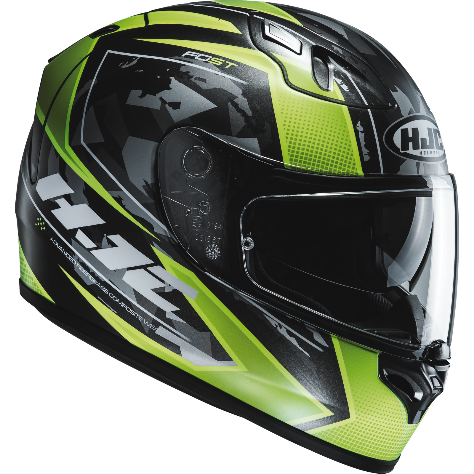 hjc fg st kume motorcycle helmet visor motorbike acu full face racing sharp ebay. Black Bedroom Furniture Sets. Home Design Ideas